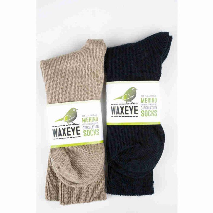 Waxeye socks