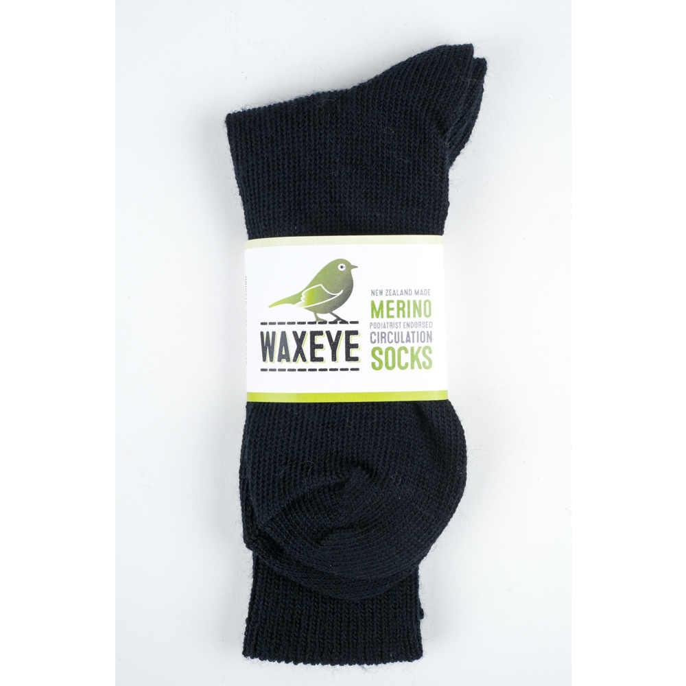 Waxeye Black