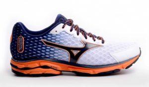 Mizuno Wave Rider 18 Light weight training shoe